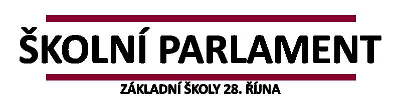 Školní parlament - logo